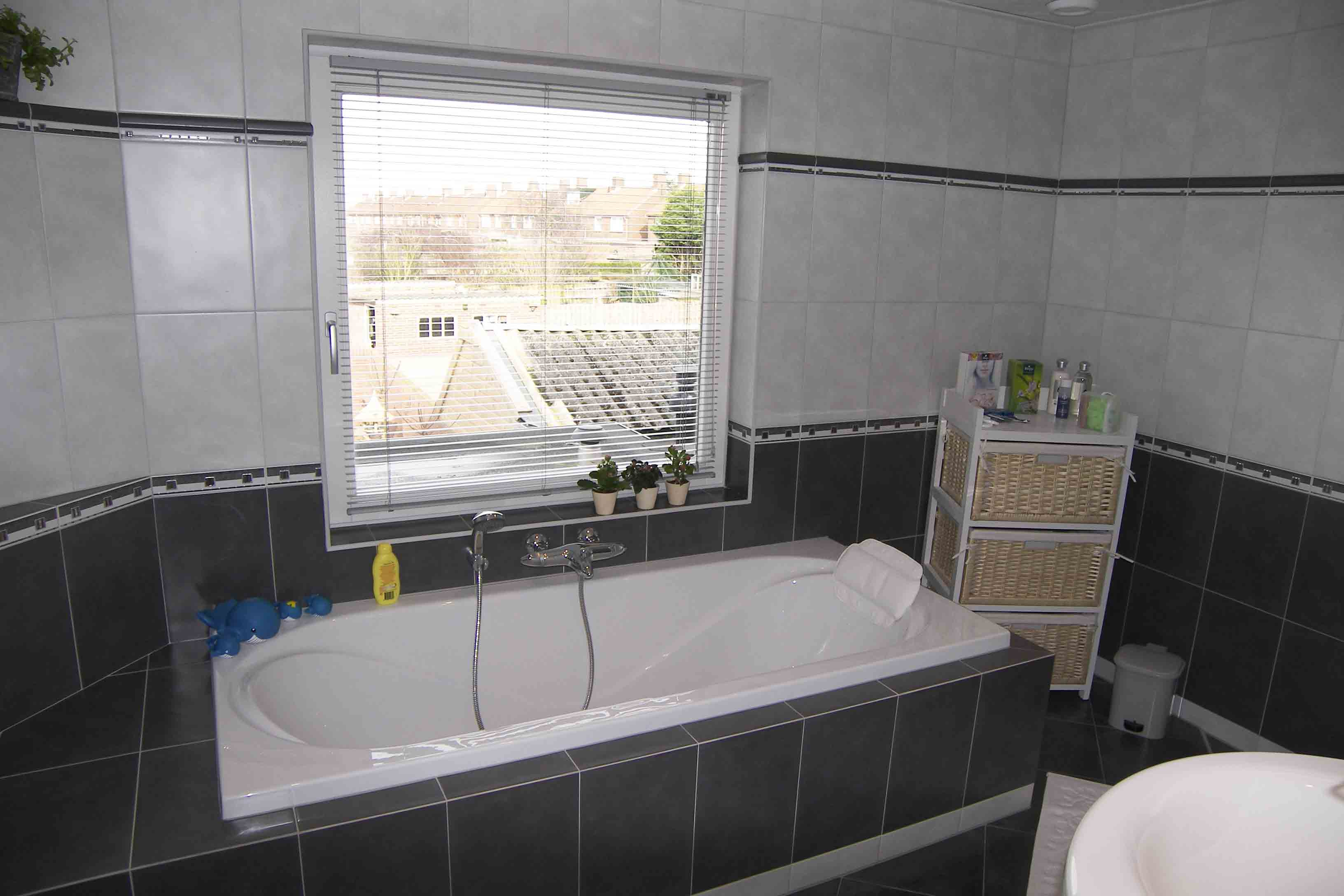 Badkamer te oud gastel bouw en visie