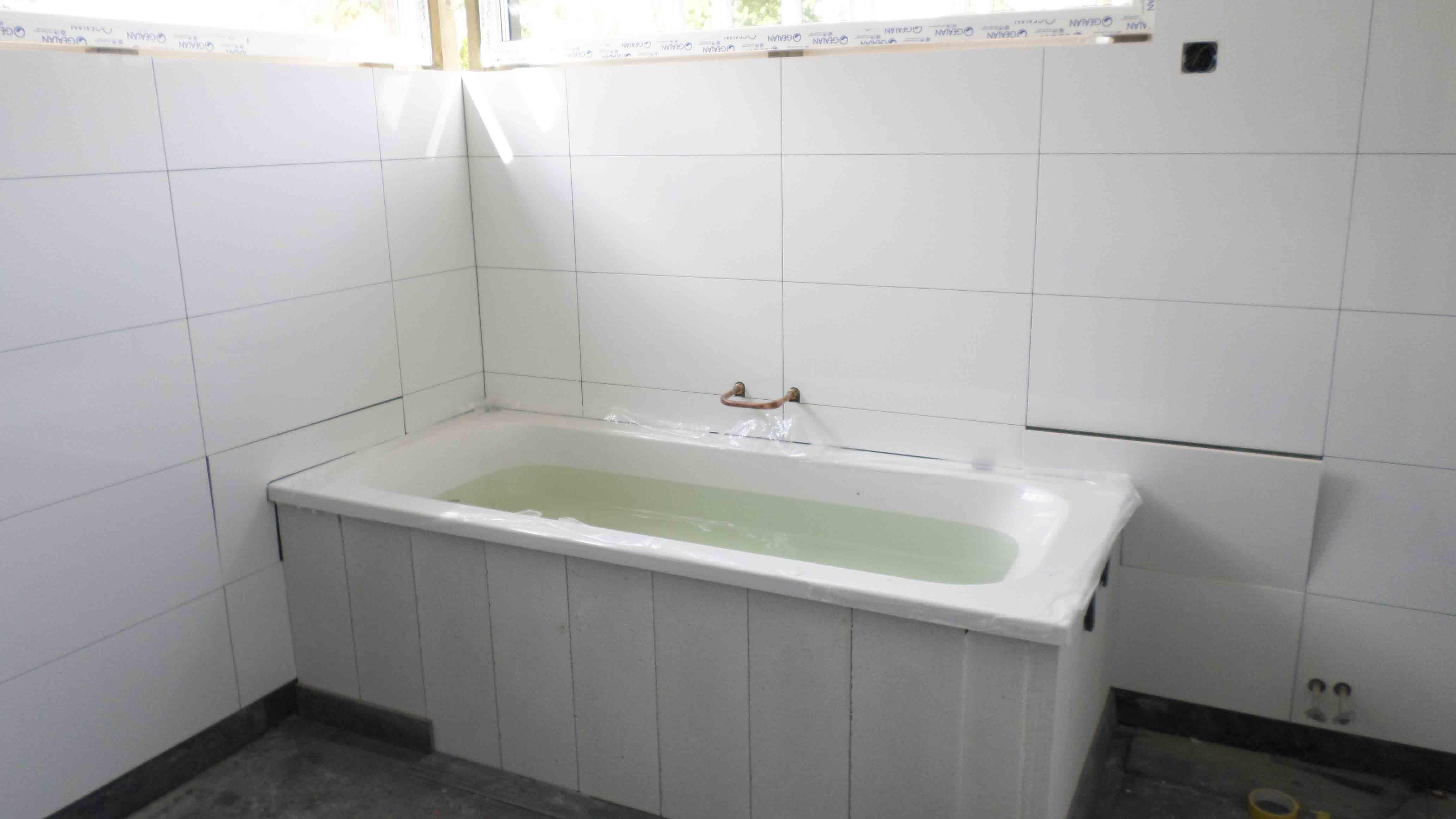 Badkamer oud gastel